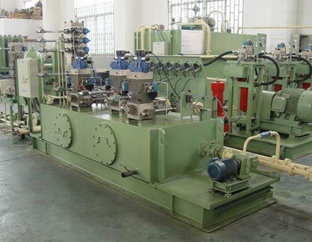 钢厂液压系统图片